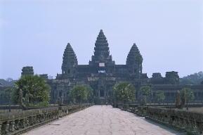 カンボジア現地手配 アンコールワット