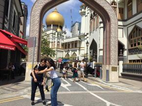 シンガポールのアラブ人街