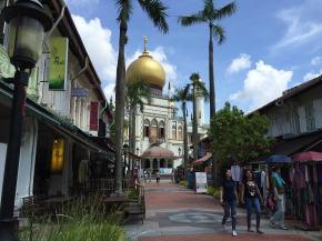 シンガポール アラブ街