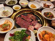 韓国料理 焼肉カルビ