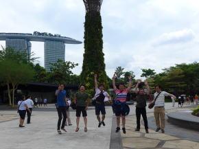 シンガポール視察旅行