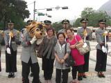 韓国旅行 親孝行の旅