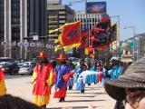 車椅子で韓国家族旅行