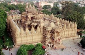 アーメダバードのジャイナ教寺院