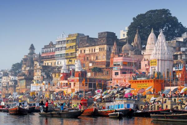 北インド周遊とムンバイ