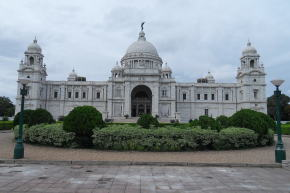 コルカタ・ヴィクトリア記念堂