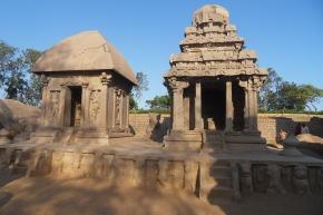 南インドの旅 マハーバリプラム