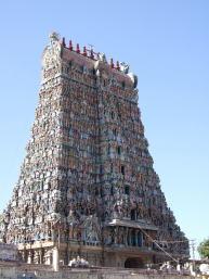 南インドの旅 マドゥライ