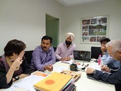 インド企業視察・文化交流