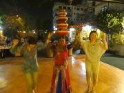 ラジャスターンの民族舞踊