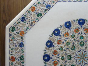 インドの大理石細工