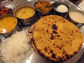 北インド料理ベジタリアン