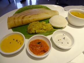 ビュッフェ南インド料理