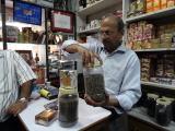 デリーの人気紅茶店