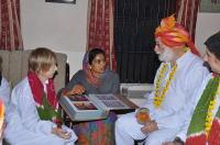 インドでの国際交流
