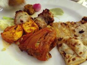 北インド料理 前菜
