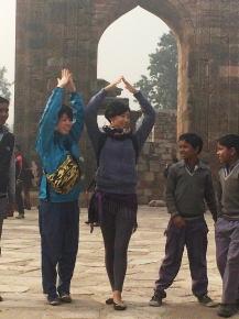 インド卒業旅行体験談