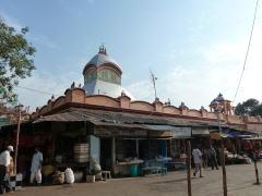 コルカタ カーリーガート Kalighat temple