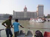 ムンバイおすすめ タージマハルホテル