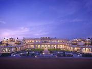 インド宮殿ホテル