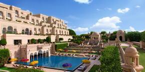 オベロイの宮殿ホテル Oberoi Amarvilas