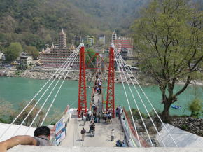 ラクシュマンジュラ橋
