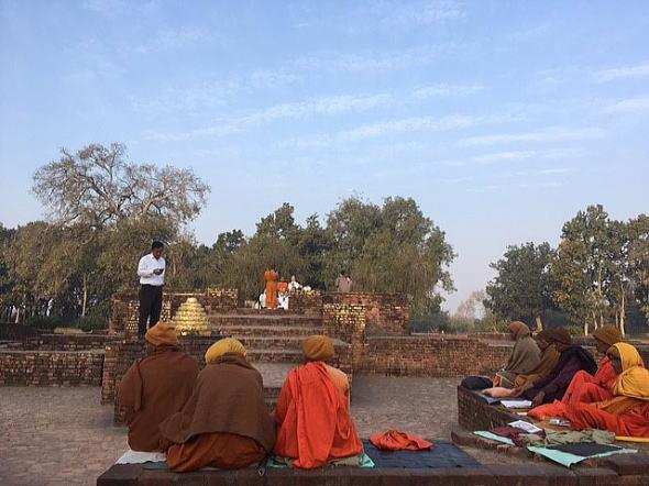 仏教遺跡スラバスティ