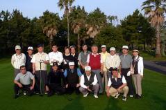 済州島ゴルフ旅行