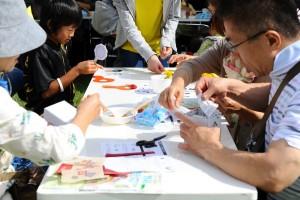日韓交流おまつり文化体験