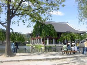 景福宮 慶会楼
