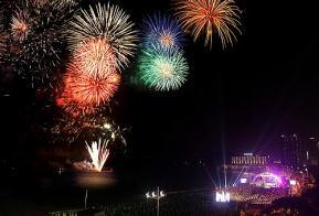 釜山海祭り