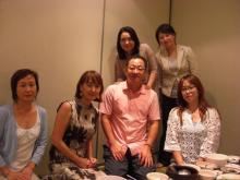 韓国エステ産業協会会長との懇親