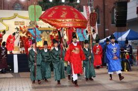大邱薬令市場韓方文化祭