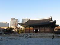 韓国旅行体験記 徳寿宮