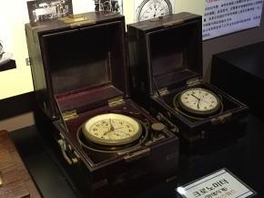 時計博物館の時計