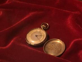 タイタニック号乗船客の時計