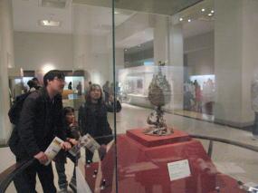 韓国の国立中央博物館