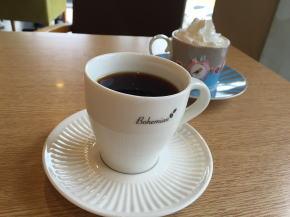 自家焙煎のドリップコーヒー