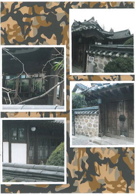 ソウル仁寺洞の散策