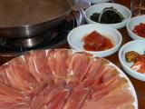 済州島グルメ キジしゃぶ鍋