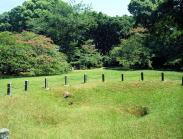 済州島観光 耽羅伝説の三姓穴
