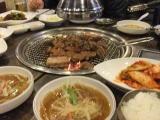 ソウル 牛カルビ焼肉