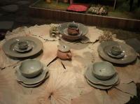 驪州会場の陶磁器作品
