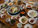 体験記 慶州サンパブ定食