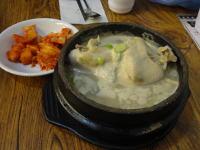 土俗村の参鶏湯