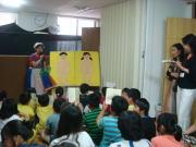 カタツムリ児童センターでの性教育