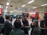韓国ガイドと合流