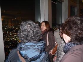 ソウルタワーからの夜景