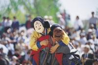 韓国旅行 秋のお祭