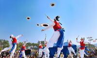韓国秋のお祭り